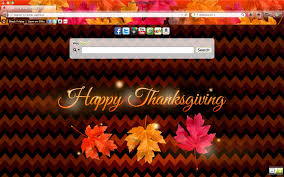 Browser Themes Official Thanksgiving Browser Theme For Chrome Firefox Internet