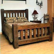 reclaimed wood bed frame – younglondonworking.org
