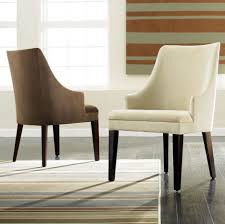 fabric covered dining room chairs for your beautiful dining room chic dining room chairs with