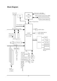 motherboard manual ga m61p s3 e 8 block diagram pcie