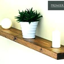 reclaimed barn wood wall shelf floating 3 combo by white oak rustic shelves thick inches rough