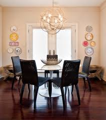 unique chandeliers dining room ideas