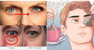 get rid of eye bags how making undereye bags recede with makeup