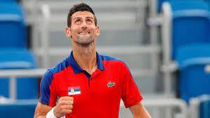Djokovic: Pressure is a privilege ...