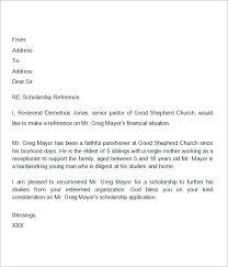 Recommendation Letter For Student Scholarship Recommendation Letter For College Student From Professor Rome