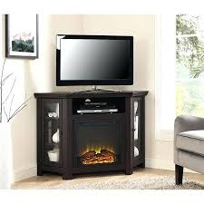 tv stand and fireplace corner stand with wood fireplace for s up to multiple decorations 6