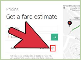 Uber Rate Quote Mesmerizing 48 Ways To Get An Uber Fare Estimate In Advance WikiHow