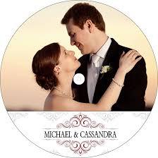 Wedding Cd Labels Classy Filigree Wedding Cd Labels Labelsrus