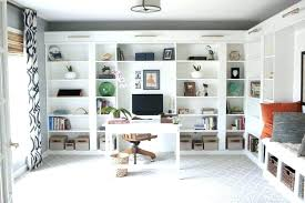 home office bookshelf ideas. His And Hers Office Creative Bookshelf Ideas Juice Inside Home  Bookcases Storage Plan .