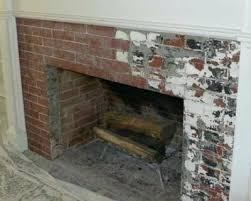 covering brick fireplace covering brick fireplace with stone veneer how to install a fireplace surround using