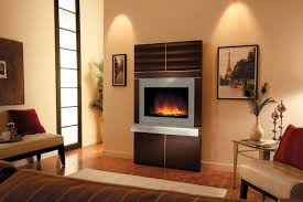Living Room:Fantastic Living Room With Modern Electric Fireplace Stunning  Living Room With Modern Fireplace
