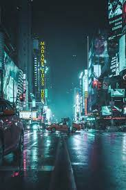500+ Neon City Pictures
