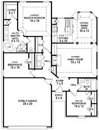 3 bedroom 2 bath house plans. Full Size Of Home Design Exquisite 3 Br 2 Bath House Plans 18 Cool Bedroom 10 O