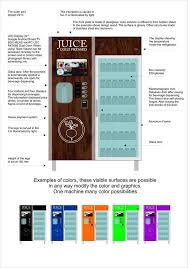 Cold Pressed Juice Vending Machine Cool Juice Cold Pressed Announces Automatic Raw Juice Bot On KickStarter