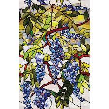 wisteria decorative window