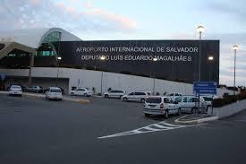 Resultado de imagem para aeroporto de salvador