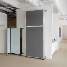 wall-mounted room dividers