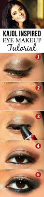 2016 bollywood makeup makeup tutorials then this kajol eye makeup tutorial is for you to try and