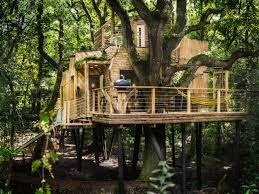 Tree House Photos Woodsmans Treehouse Review Glamping In Style In The Dorset Woods