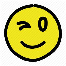 Emoticon Smile Smiley Wink Icon