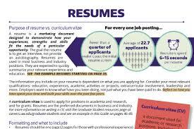 Resume Advice Impressive Resumes Tips Advice Career Internship Center University Of