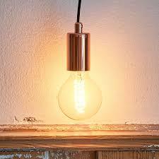Hanglamp Sky Zwart Koper