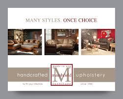 Interior Design Postcards Industry Postcard Design For Marshfield Furniture By Rkailas