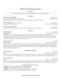 Sample Of Personal Information In Resume The Hakkinen