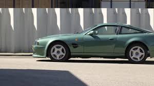 Aston Martin V8 Vantage V600 Le Mans 2000 Youtube
