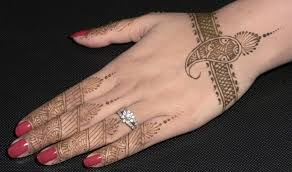 Super Simple Henna Designs 30 Easy Henna Mehndi Designs That You Can Draw Yourself