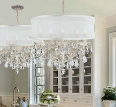 attracktive drum chandeliers with crystals sheer shade crystal ball chandelier not sure if you have a