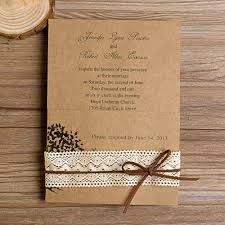 diy lace wedding invitations starting from $1 79 at Diy Country Wedding Invitations diy country rusitc tree printed lace wedding invitations diy country wedding invitations templates