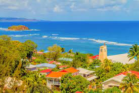 yacht charter in Martinique ...