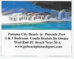 pinnacle port 12715 panama city beach