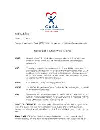 Media Advisory Media Advisory Special Event