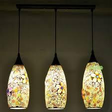 pendant lighting sea glass. sea gl pendant lights also aliexpress mediterranean flower lighting glass