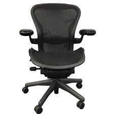 miller office chair. Reconditioned Herman Miller Aeron Office Chairs (Assembled) - AtWork Furniture Canada Chair