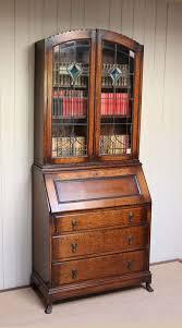 art deco oak bureau bookcase c 1930 english from worboys antiques the uk s premier antiques portal