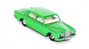Matchbox Custom Lesney Rolls Royce Silver Shadow Loose Cars