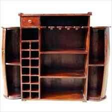 small wooden liquor cabinet wood liquor cabinet solid wood liquor cabinet bar wine storage rack and