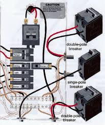 how to connect circuit breaker wiring facbooik com Wiring Circuit Breaker circuit breaker wiring diagrams do it yourself help wiring circuit breaker box