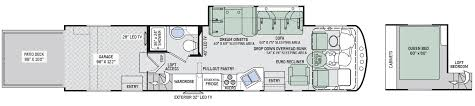 2016 outlaw 37ls cl a toy hauler motorhome 1