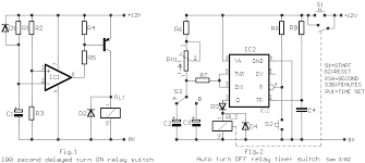 countdown timer circuit diagram the wiring diagram how to build relay timer switch circuit diagram circuit diagram