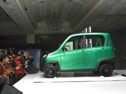bajaj new car releaseNano has competition Bajaj launches ultralowcost car  india