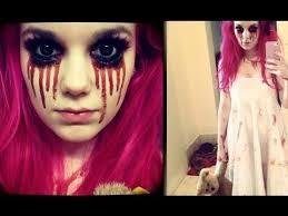creepy little makeup tutorial so easy big impact