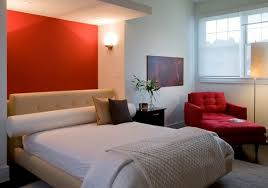 ... Fashion bedroom wall - color combination and color design