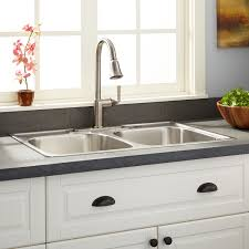 stainless steel drop in sink. Simple Stainless 33 Throughout Stainless Steel Drop In Sink D