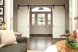 interior double door hardware double door sliding barn door double sliding barn door hardware double sliding