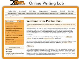 Write My Owl Purdue University