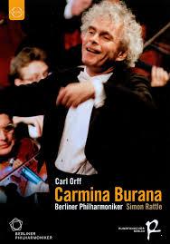 Berliner Philharmoniker/Simon Rattle: Carl Orff Carmina ... - Best Buy